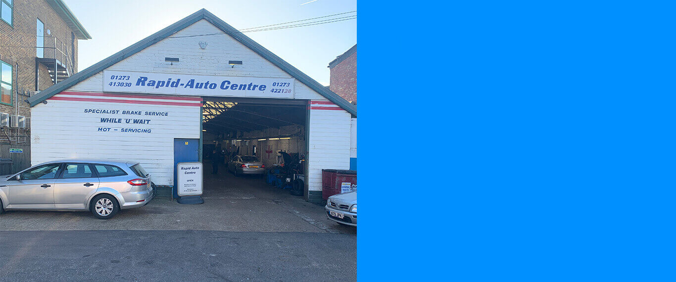 Rapid Auto Centre Brighton